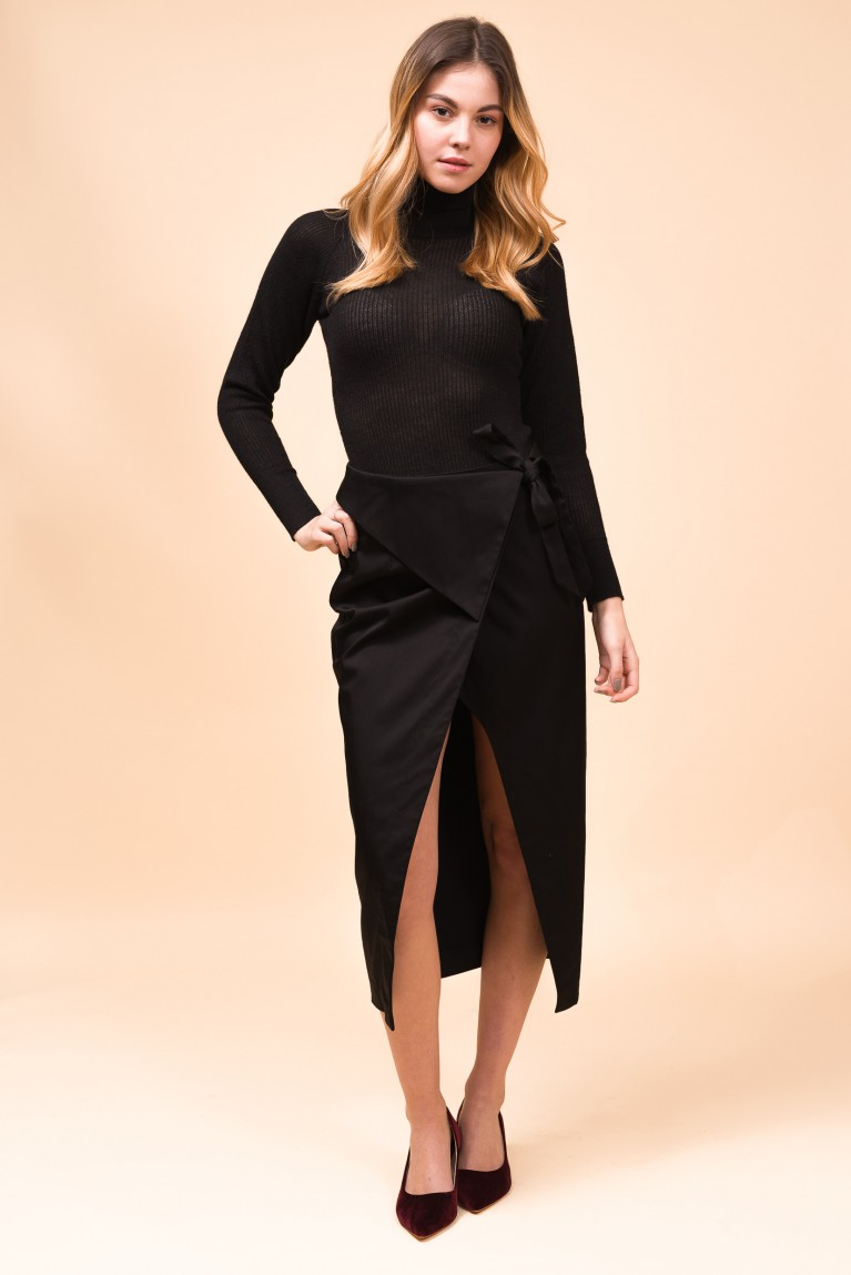 High Priestess Wrap Skirt