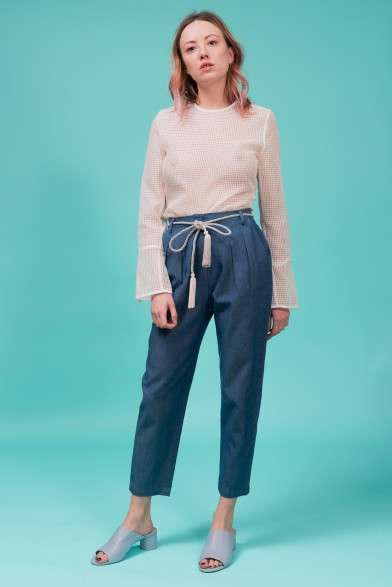 Seeker Peg Trousers
