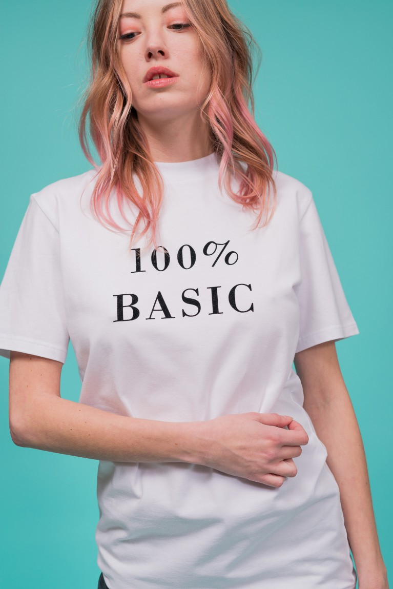 "Cotton t-shirt ""Basic"""
