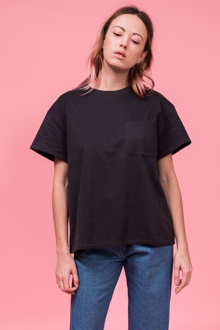 Oversized cotton t-shirt