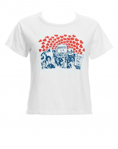 Women of the World Graphic Tee
