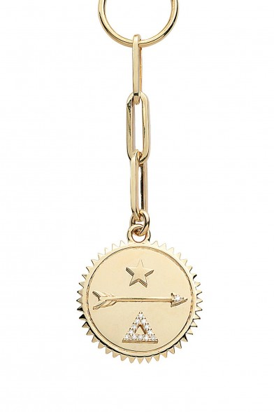 Dream medallion on 28'' fob chain