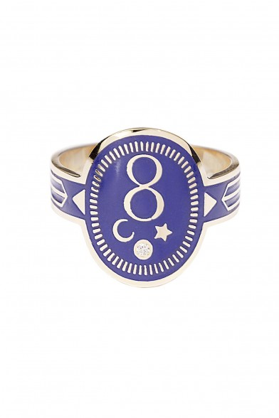 Karma cigar band ring